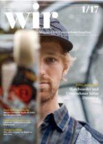 Unternehmensnachfolge_wir-Magazin_1-17_Cover